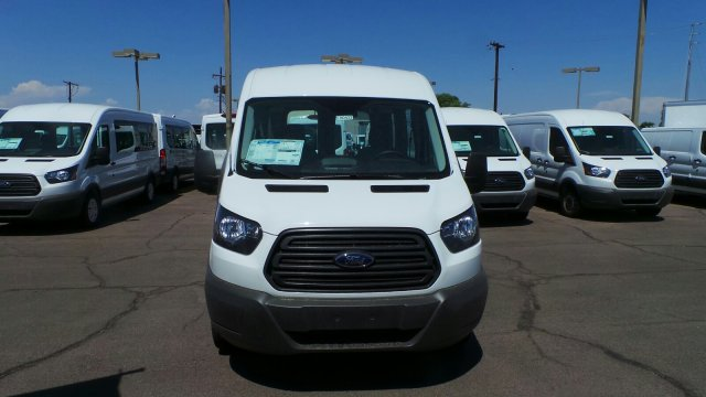 2018 Transit 150 Med Roof 4x2,  Passenger Wagon #F80432 - photo 9