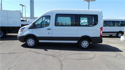 2018 Transit 150 Med Roof 4x2,  Passenger Wagon #F80432 - photo 2