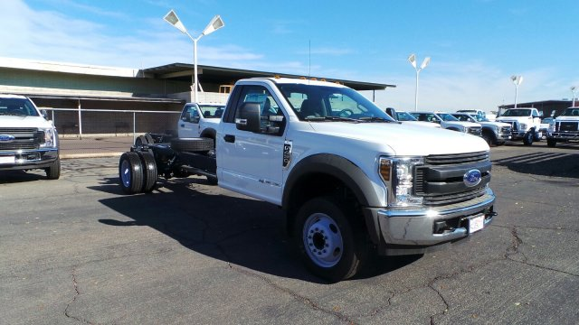 2018 F-450 Regular Cab DRW 4x2,  Cab Chassis #F80439 - photo 1