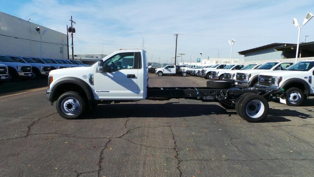 2018 F-450 Regular Cab DRW 4x2,  Cab Chassis #F80439 - photo 5
