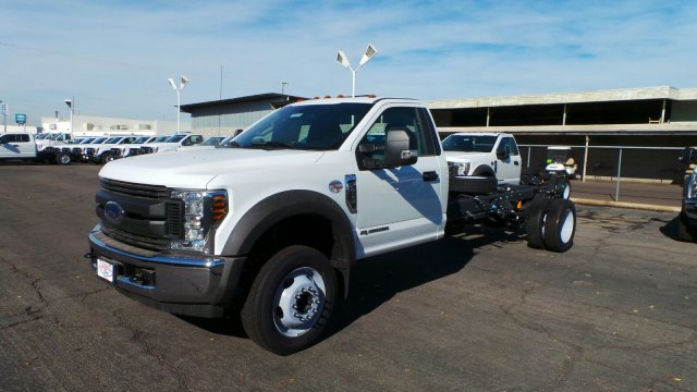 2018 F-450 Regular Cab DRW 4x2,  Cab Chassis #F80439 - photo 3