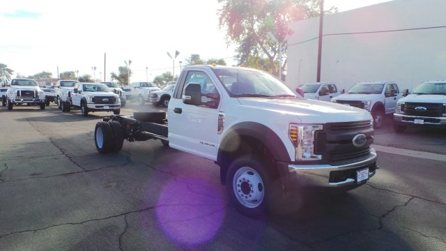 2018 F-450 Regular Cab DRW 4x2,  Cab Chassis #F80440 - photo 1
