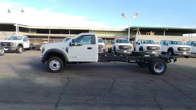 2018 F-450 Regular Cab DRW 4x2,  Cab Chassis #F80440 - photo 4