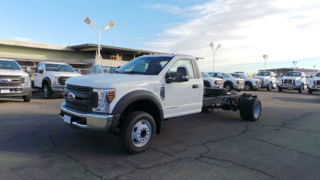 2018 F-450 Regular Cab DRW 4x2,  Cab Chassis #F80440 - photo 5