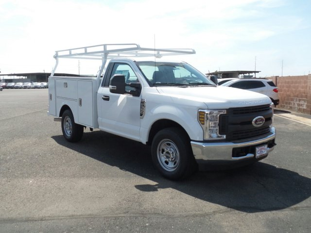 2018 F-350 Regular Cab 4x2,  Stahl Service Body #F80443 - photo 5