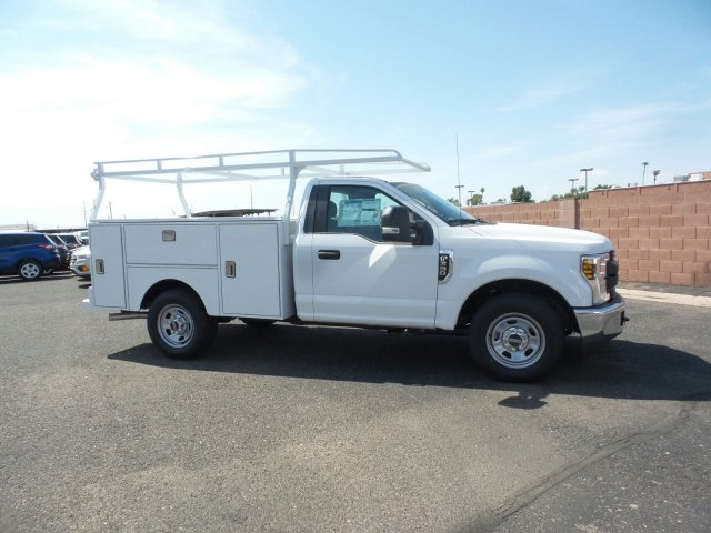 2018 F-350 Regular Cab 4x2,  Stahl Service Body #F80443 - photo 3