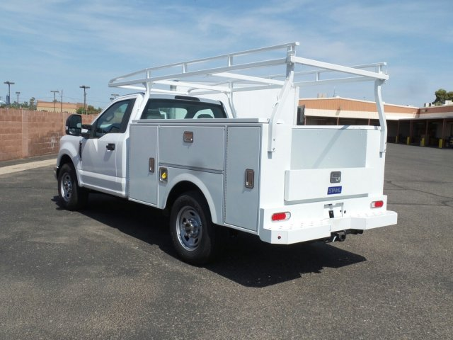 2018 F-350 Regular Cab 4x2,  Stahl Service Body #F80443 - photo 2