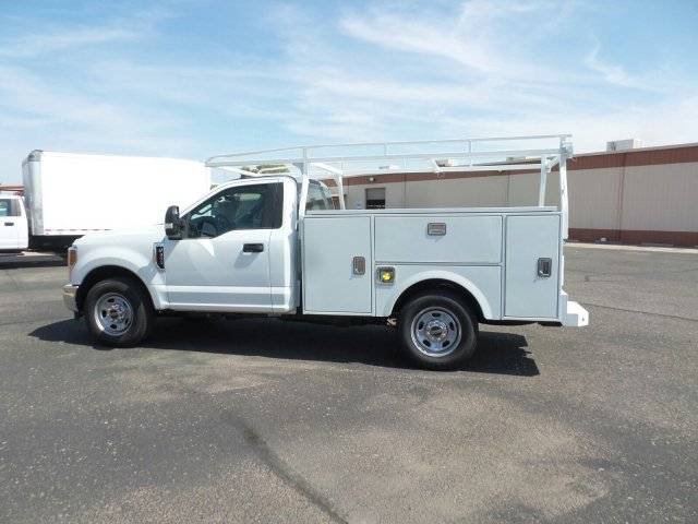 2018 F-350 Regular Cab 4x2,  Stahl Service Body #F80443 - photo 4