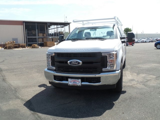 2018 F-350 Regular Cab 4x2,  Stahl Service Body #F80443 - photo 8