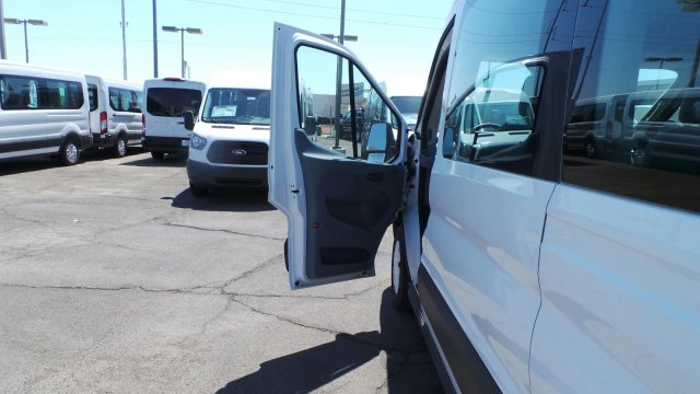 2018 Transit 350 Med Roof 4x2,  Passenger Wagon #F80447 - photo 23