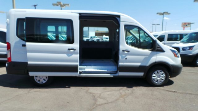 2018 Transit 350 Med Roof 4x2,  Passenger Wagon #F80447 - photo 5