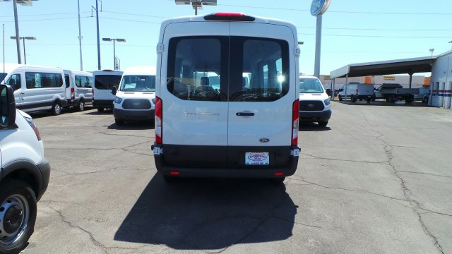 2018 Transit 350 Med Roof 4x2,  Passenger Wagon #F80447 - photo 6