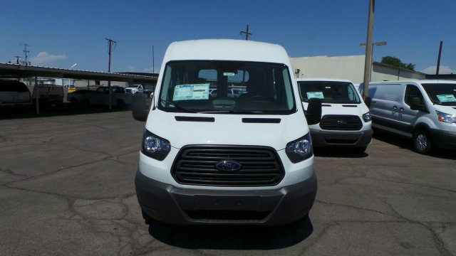 2018 Transit 350 Med Roof 4x2,  Passenger Wagon #F80447 - photo 9