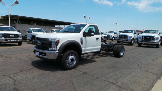 2018 F-550 Regular Cab DRW 4x2,  Cab Chassis #F80453 - photo 1