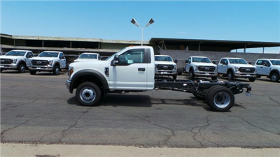 2018 F-550 Regular Cab DRW 4x2,  Cab Chassis #F80453 - photo 3