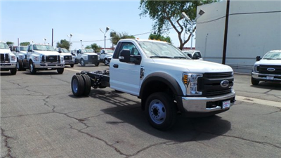 2018 F-550 Regular Cab DRW 4x2,  Cab Chassis #F80453 - photo 5