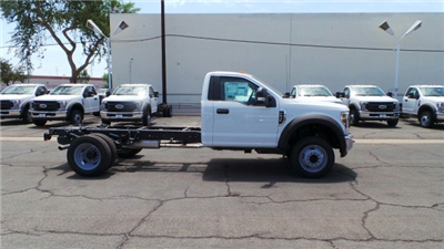 2018 F-550 Regular Cab DRW 4x2,  Cab Chassis #F80453 - photo 6