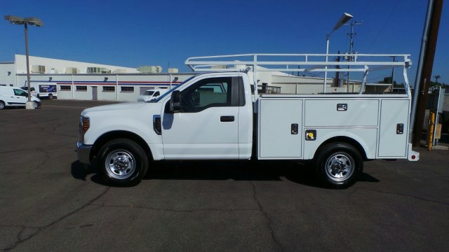 2018 F-350 Regular Cab 4x2,  Stahl Challenger ST Service Body #F80454 - photo 5