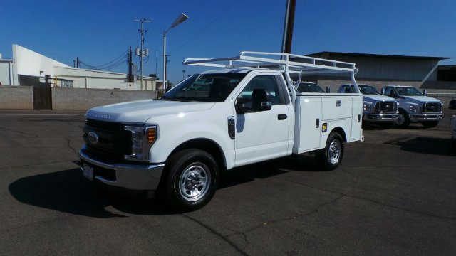 2018 F-350 Regular Cab 4x2,  Stahl Service Body #F80454 - photo 1
