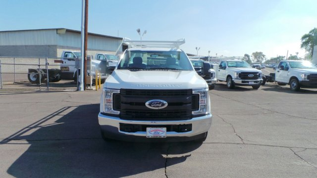 2018 F-350 Regular Cab 4x2,  Stahl Challenger ST Service Body #F80454 - photo 6