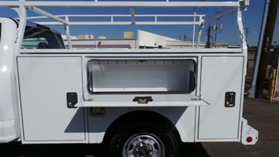 2018 F-350 Regular Cab 4x2,  Stahl Challenger ST Service Body #F80454 - photo 12