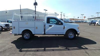 2018 F-350 Regular Cab 4x2,  Stahl Challenger ST Service Body #F80454 - photo 4