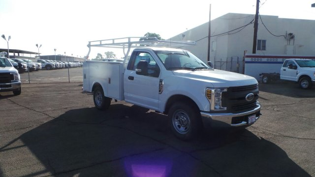 2018 F-350 Regular Cab 4x2,  Stahl Service Body #F80456 - photo 4