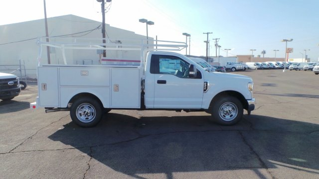 2018 F-350 Regular Cab 4x2,  Stahl Service Body #F80456 - photo 5