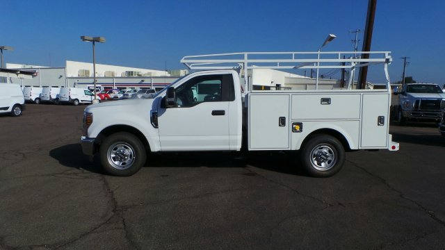 2018 F-350 Regular Cab 4x2,  Stahl Service Body #F80456 - photo 3