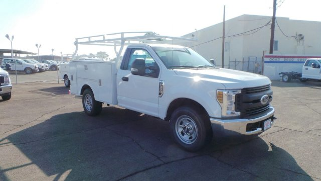 2018 F-350 Regular Cab 4x2,  Stahl Service Body #F80458 - photo 3
