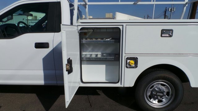 2018 F-350 Regular Cab 4x2,  Stahl Service Body #F80458 - photo 11