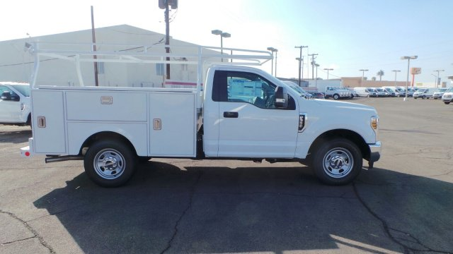 2018 F-350 Regular Cab 4x2,  Stahl Service Body #F80458 - photo 4