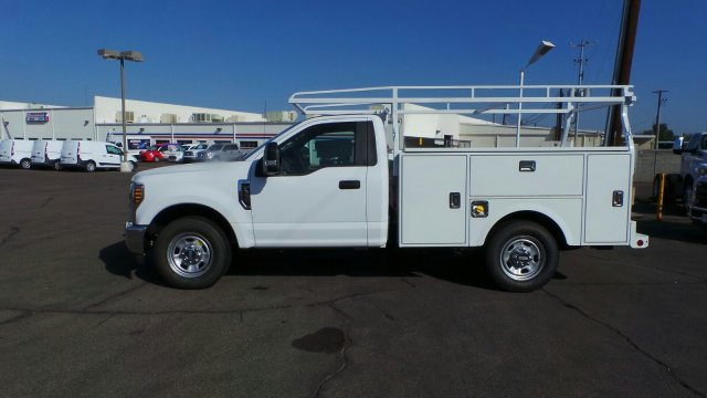 2018 F-350 Regular Cab 4x2,  Stahl Service Body #F80458 - photo 5