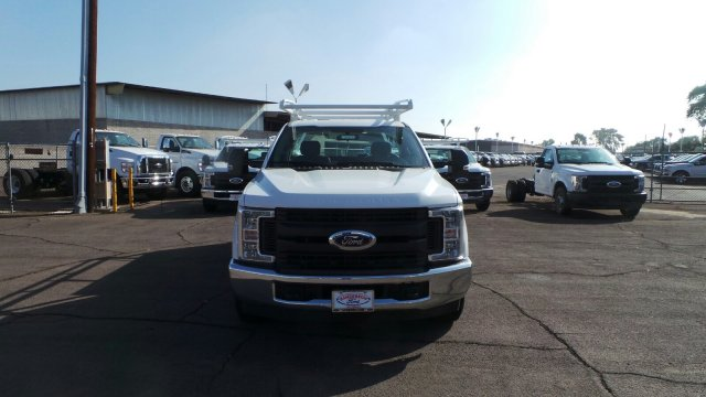 2018 F-350 Regular Cab 4x2,  Stahl Service Body #F80458 - photo 6