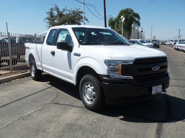 2018 F-150 Super Cab 4x4,  Pickup #F80492 - photo 2