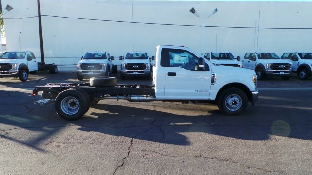 2019 F-350 Regular Cab DRW 4x2,  Cab Chassis #F90036 - photo 1