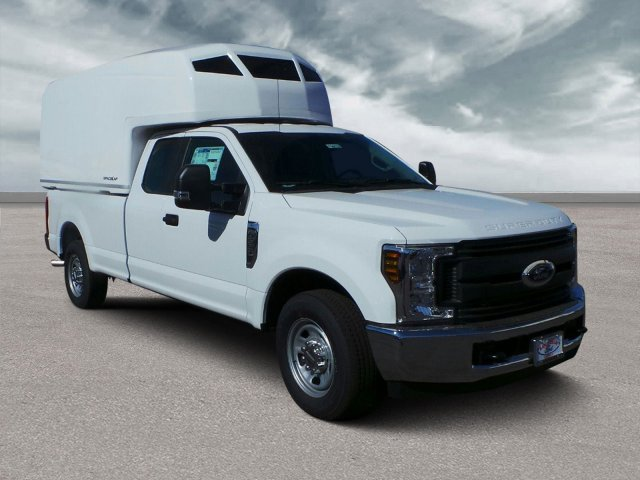 2019 F-350 Super Cab 4x2,  SpaceKap Service Body #F90038 - photo 1