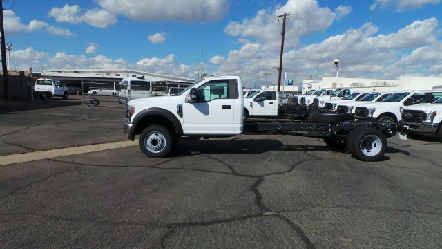 2019 F-450 Regular Cab DRW 4x2,  Cab Chassis #F90039 - photo 4