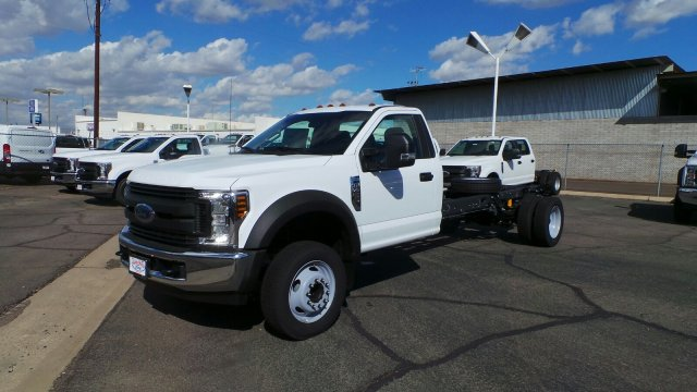 2019 F-450 Regular Cab DRW 4x2,  Cab Chassis #F90039 - photo 5