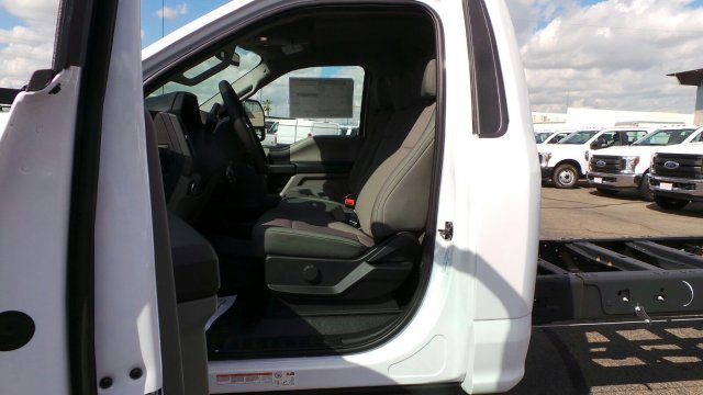 2019 F-450 Regular Cab DRW 4x2,  Cab Chassis #F90042 - photo 21
