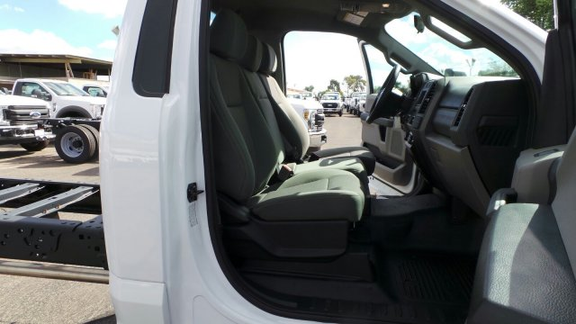 2019 F-450 Regular Cab DRW 4x2,  Cab Chassis #F90042 - photo 22