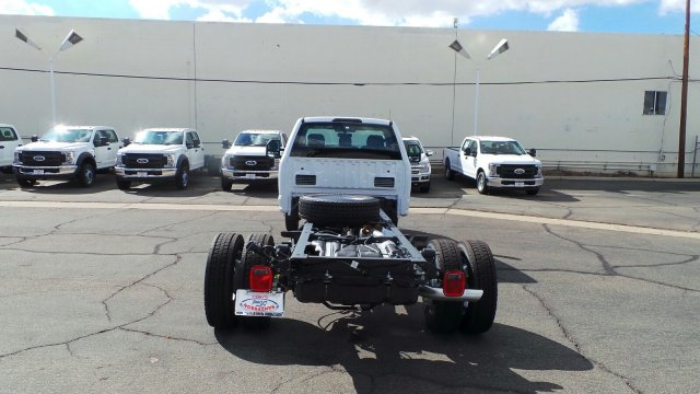 2019 F-450 Regular Cab DRW 4x2,  Cab Chassis #F90042 - photo 2
