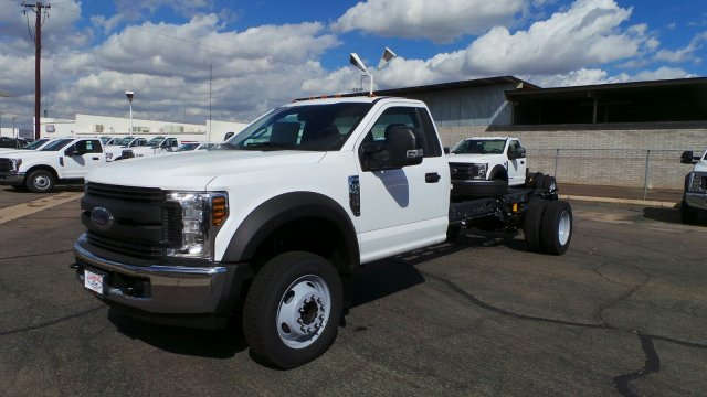 2019 F-450 Regular Cab DRW 4x2,  Cab Chassis #F90042 - photo 5