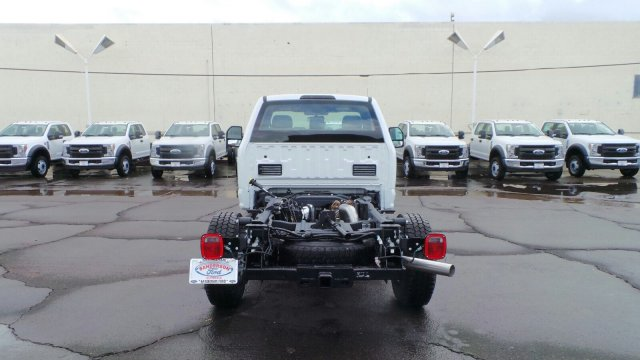 2019 F-350 Regular Cab 4x4,  Cab Chassis #F90055 - photo 1