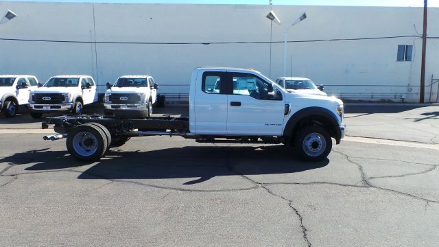2019 F-550 Super Cab DRW 4x2,  Cab Chassis #F90077 - photo 3