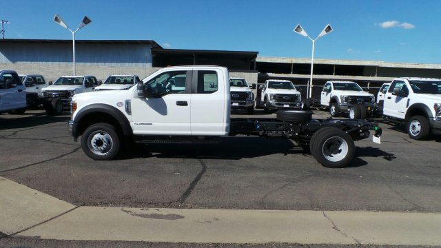 2019 F-550 Super Cab DRW 4x2,  Cab Chassis #F90077 - photo 4