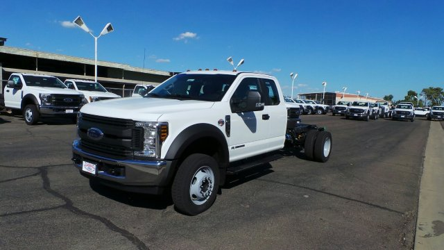 2019 F-550 Super Cab DRW 4x2,  Cab Chassis #F90077 - photo 5