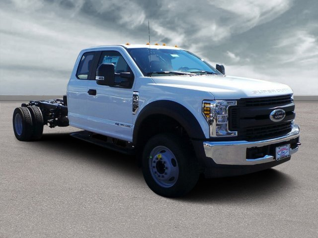 2019 F-550 Super Cab DRW 4x2,  Cab Chassis #F90085 - photo 1