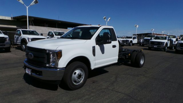2019 F-350 Regular Cab DRW 4x2,  Cab Chassis #F90102 - photo 1