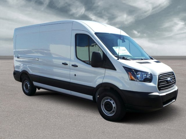 2019 Transit 250 Med Roof 4x2,  Empty Cargo Van #F90111 - photo 1